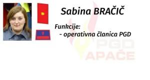 Sabina Bračič