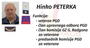 Hinko Peterka