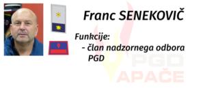 Franc Senekovič