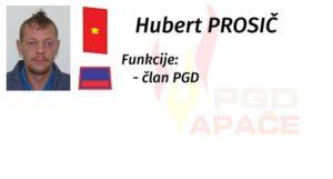 Hubert Prosič