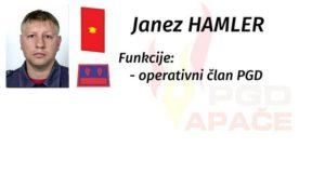 Janez Hamler