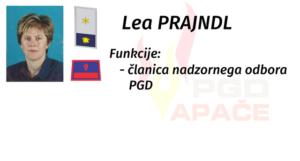 Lea Prajndl
